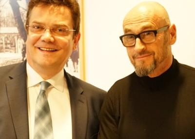Ulrich Puls und Jochen Schweitzer