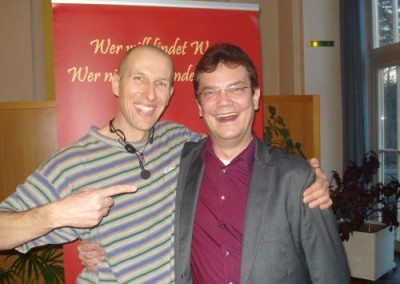 Ulrich Puls und Tom-Kaules