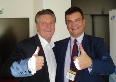 Ulrich Puls und Helmut Ament
