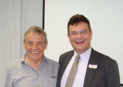 Ulrich Puls und Karl Pilsl